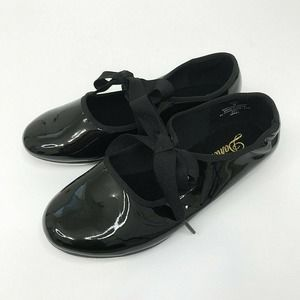 Dance Class Mary Jane Tap Shoes Size 1.5